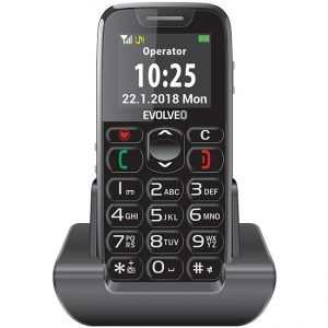 EVOLVEO EasyPhone black
