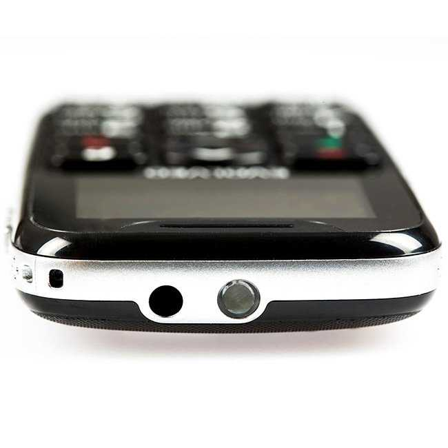 EVOLVEO EasyPhone black