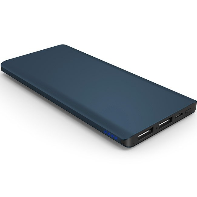 Външна батерия iWalk Chic Navy 10000mAh