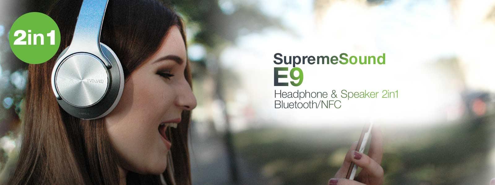 EVOLVEO SupremeSound E9