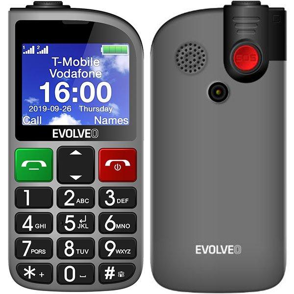 Телефон за възрастни EVOLVEO EasyPhone FM