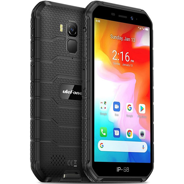 Ulefone ARMOR X7 PRO Black