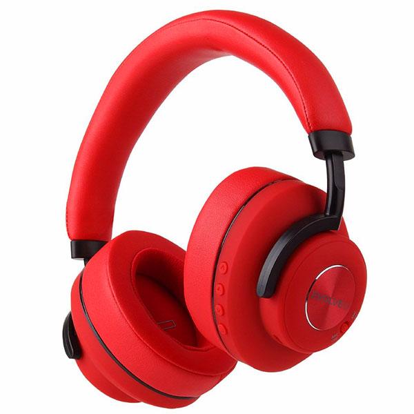 Stereo Bluetooth слушалки EVOLVEO SupremeSound 4ANC RED